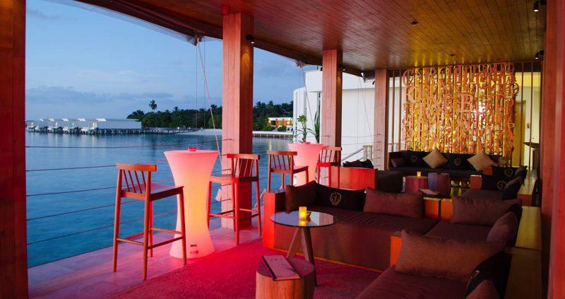 Amilla Fushi 1 oak lounge