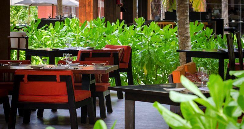 Amilla Fushi Maldives Baazaar Grill