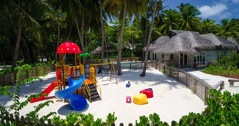 Amilla Fushi Maldives Kids Club