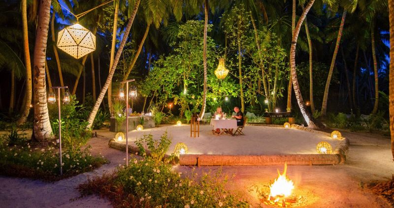 Amilla Fushi Maldives - Mystic Garden
