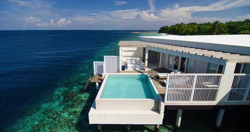Amilla Fushi Maldives- Ocean reef house