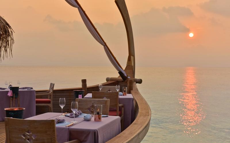 Milaidhoo Island Resort Maldives - Ba'theli Restaurant