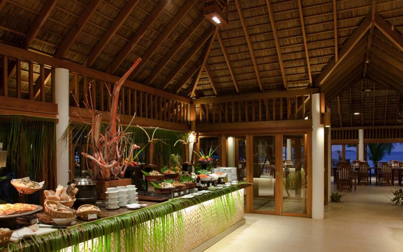 Ilaa Restaurant at Vakarufalhi Island Resort Maldives
