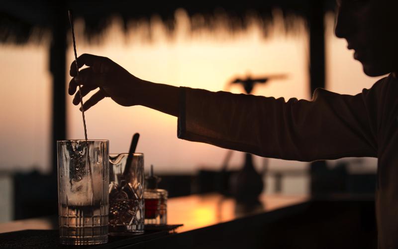 Vakkaru Maldives Bar
