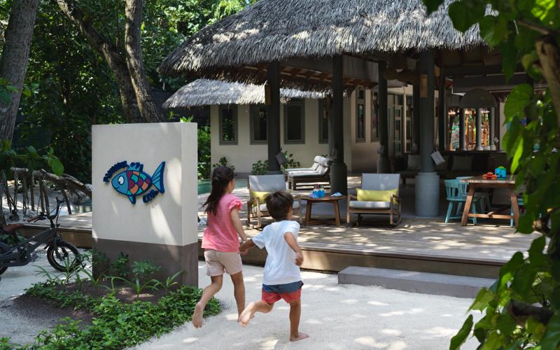 Vakkaru Maldives Kids Club