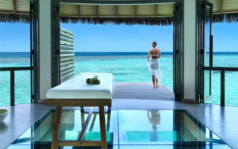 Vakkaru Maldives Spa