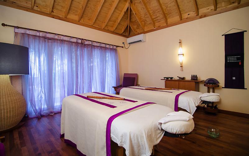 Duniye spa at Mirihi Island Resort