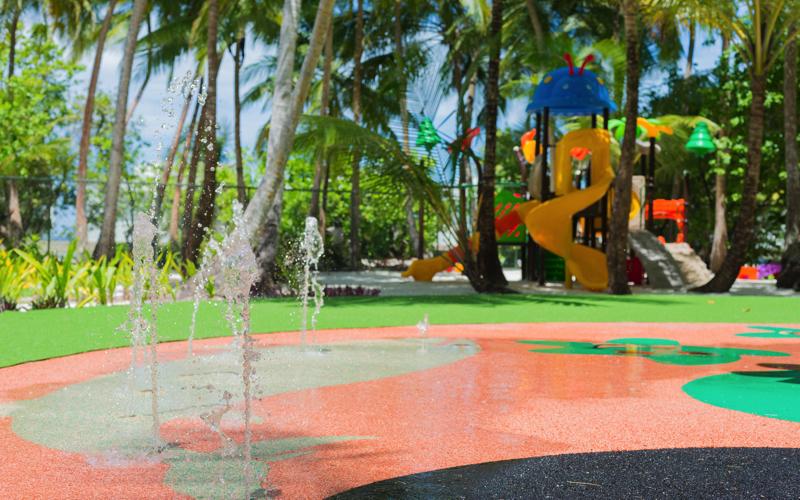 Dhigali Maldives Resort KIDS CLUB
