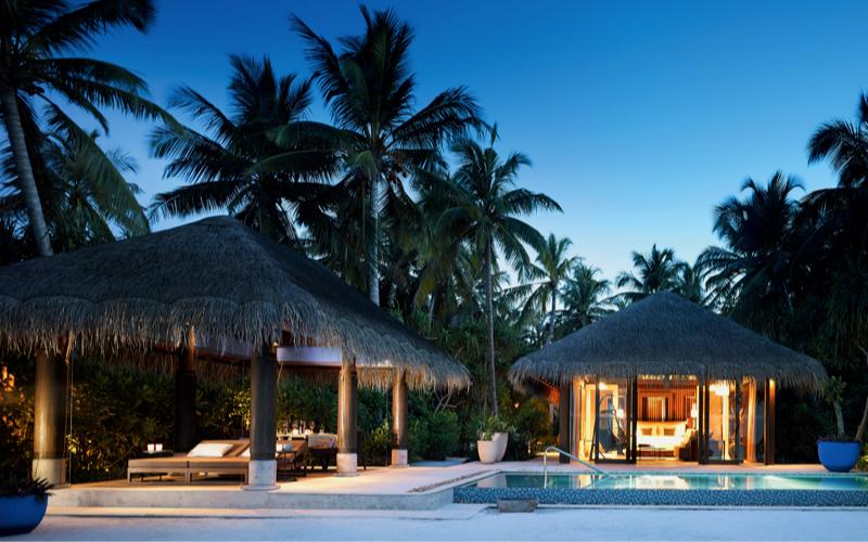 Velaa Private Island Beach Villa