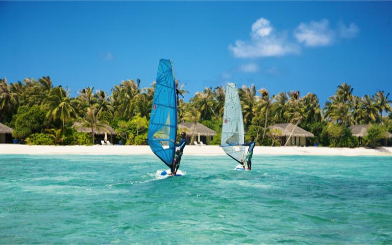 Waterports at Velaa Private Island Maldives