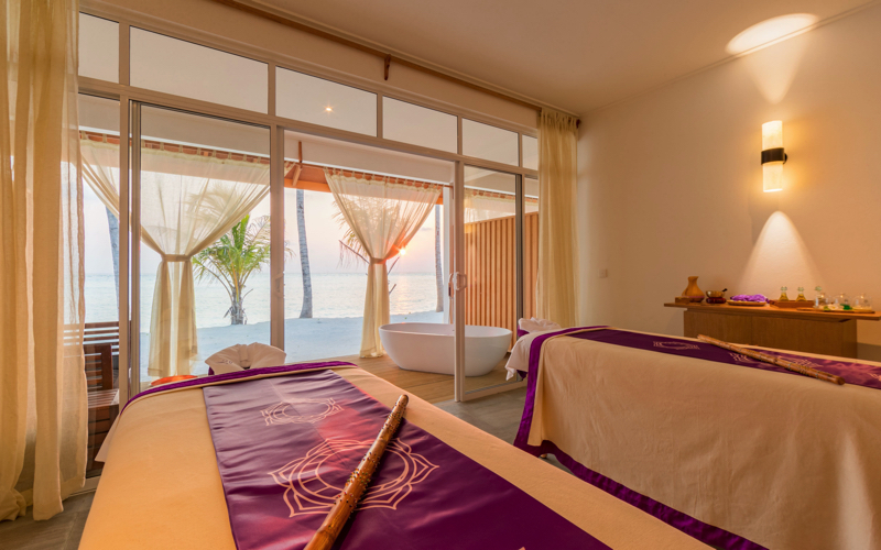 Duniye Spa, Maldives