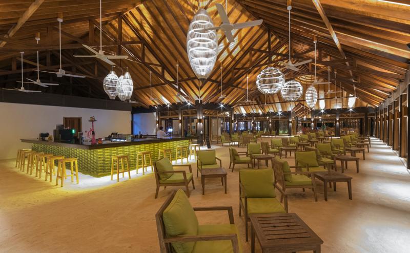 Sand Bar, Innahura island