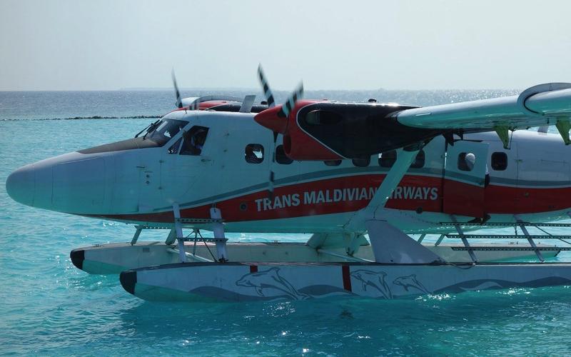 TMA seaplane transfers in Maldives