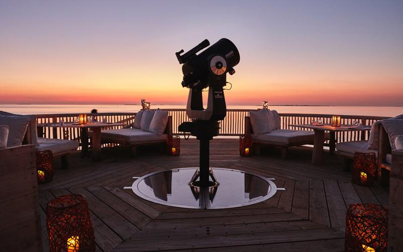 Observatory, Maldives