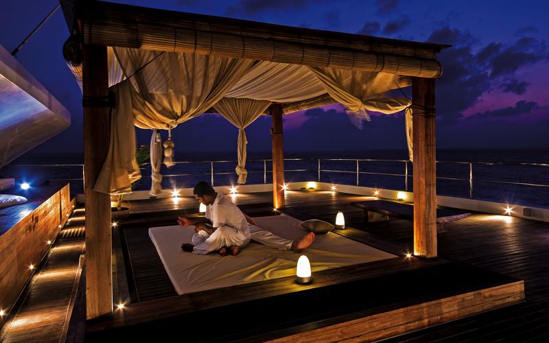 Scubaspa Liveaboard Yacht - Thai Pavilion