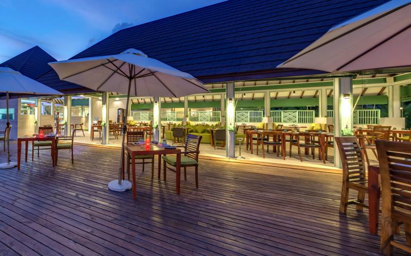 Lime & Chilli Bar, Varu Island Resort, Maldives