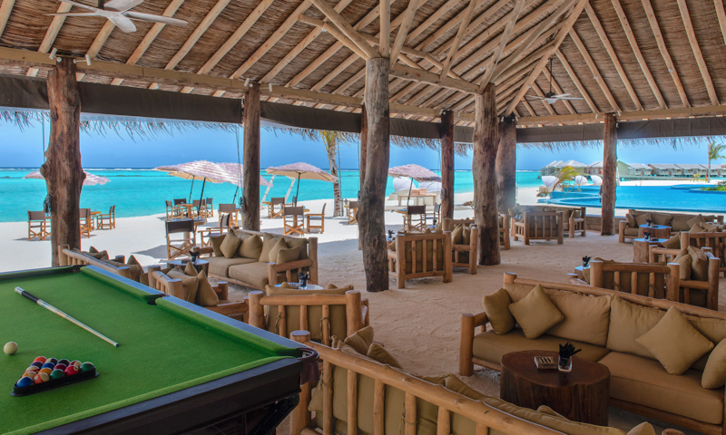 Cheers Bar, Cocoon Maldives