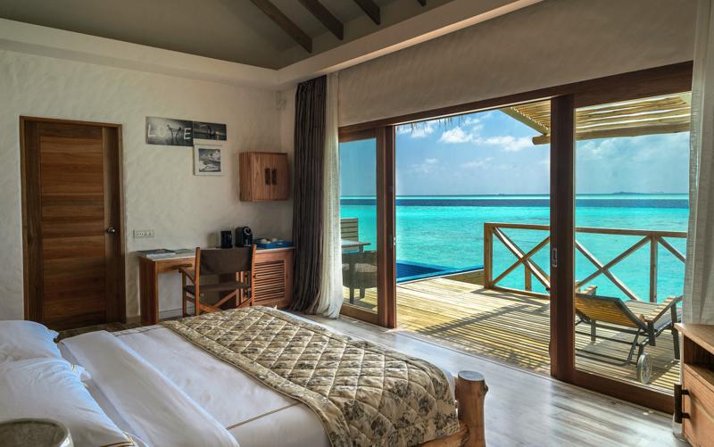 Dolphin Villa at You and Me, Maldives