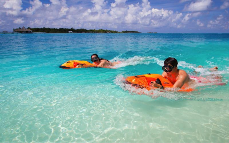 Sea-bobs Maldives