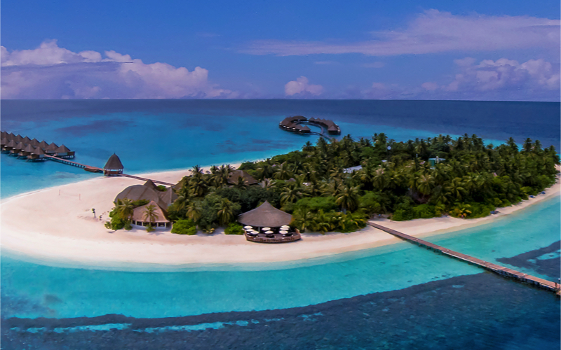 Angaga Island Resort and Spa, Maldives