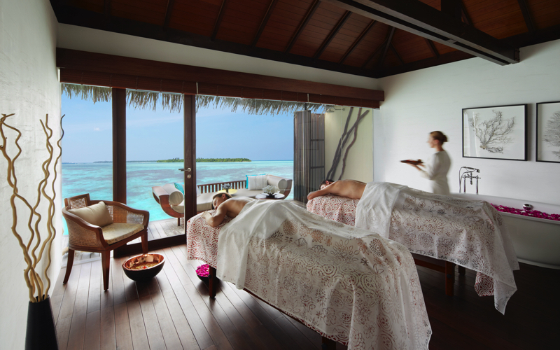 Spa by Clarins, The Residence