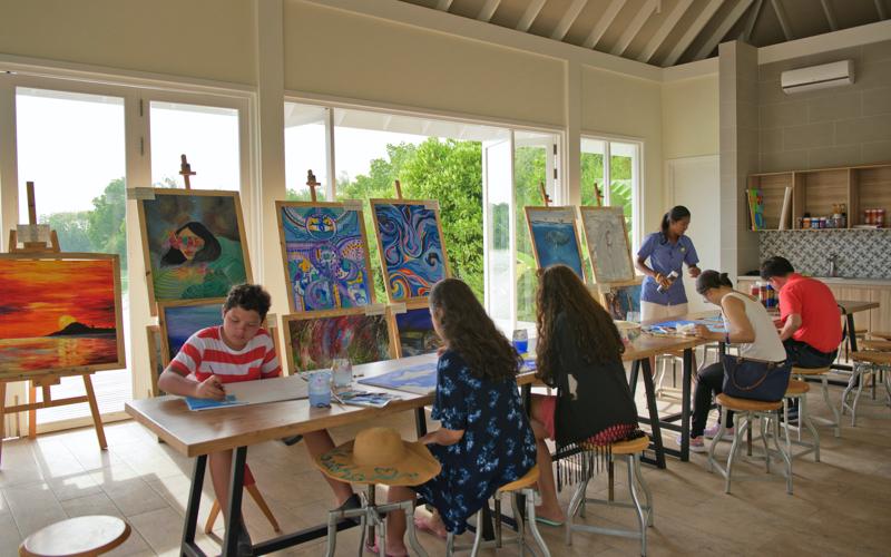 Kandima art studio