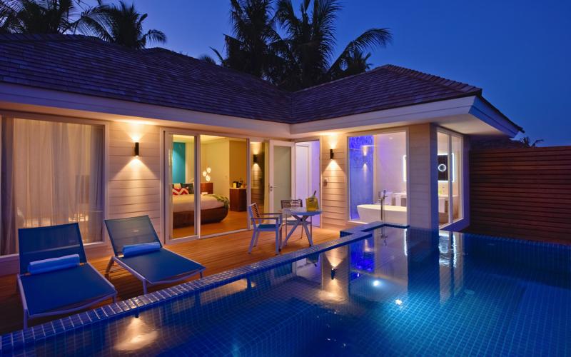 Kandima island Resort, Honeymoon Villa