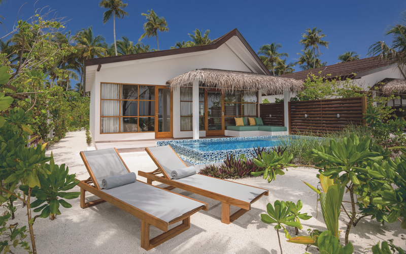 family villa at OBLU select