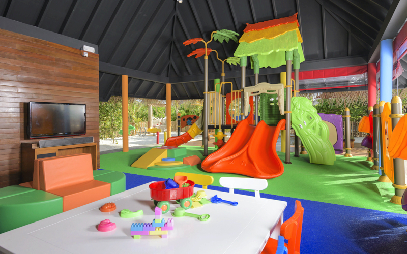Baraveli Kids Club, Dhigufaru