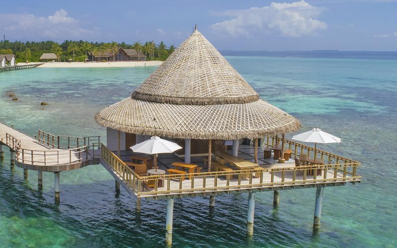 Amigos, Maldives