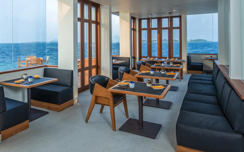 Heritance Aarah Maldives Restaurant