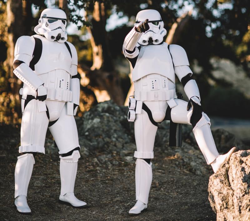 Star Wars in Maldives