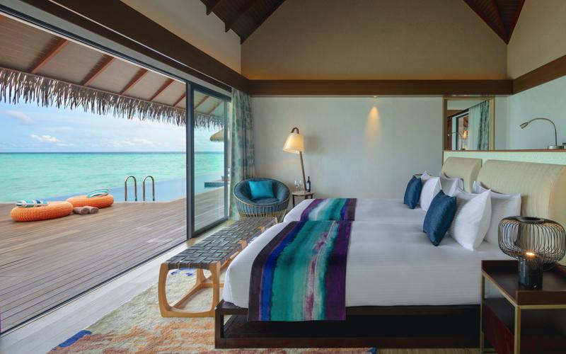 water Villa at Pullman Maldives Maamutaa