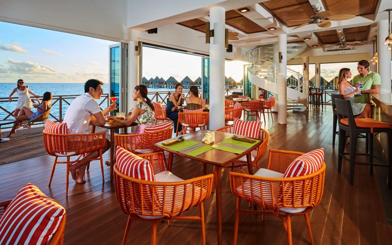 Vista at Kooddoo Island Resort, Maldives