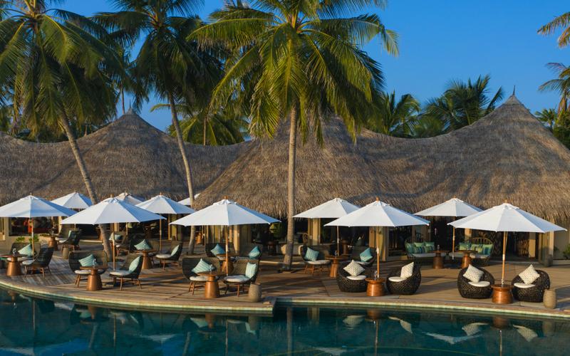 Pool Bar, Nautilus, Maldives
