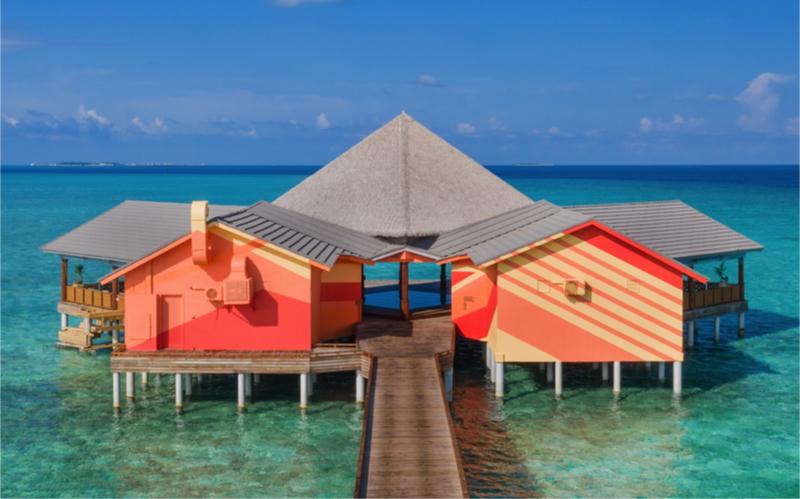 The Standard Huruvalhi Maldives, Beru Bar