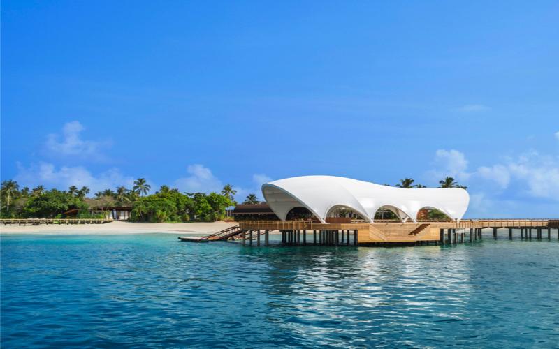 The Westin Miriandhoo, Maldives
