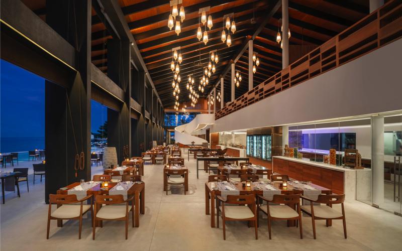 Island Kitchen Restaurant Maldives Miriandhoo