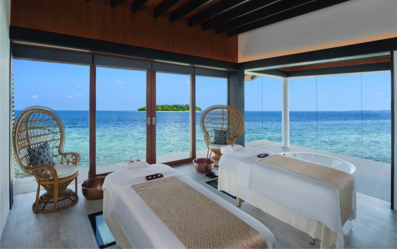 The Heavenly Spa , Maldives Miriandhoo
